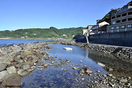 稲取ウキウキビーチ